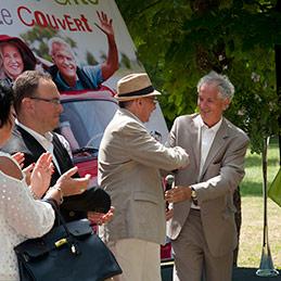 Visages des 60 ans Gîtes de France Ain
